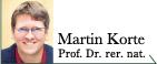 Martin Korte Prof. Dr. rer. nat.