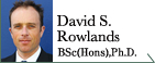 David S. Rowlands BSc(Hons),Ph.D.